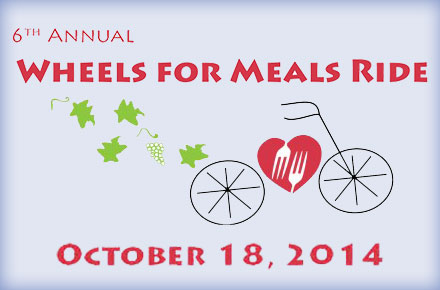 2014 Wheels for Meals